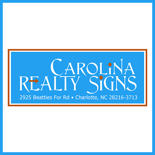 Carolina Realty Signs Logo