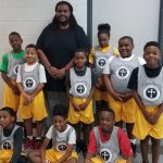 West Blvd Ministry Bethlehem Center Stars Basketball Team