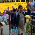 Back to School at Tuckaseegee Elementary