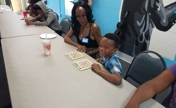 WBM Bible Study and Bingo Gallery